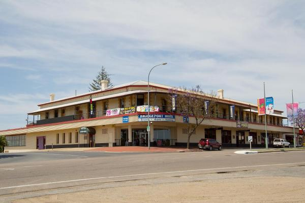 Foto Hotel: Bridgeport Hotel, Murray Bridge