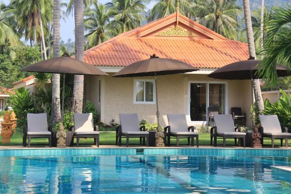 Family Villa with Sea View