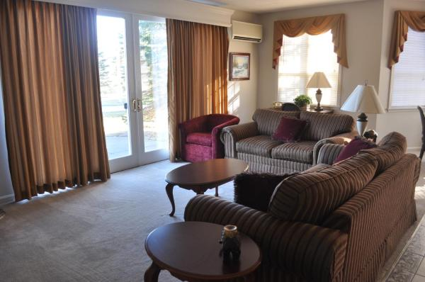 King Suite with Terrace