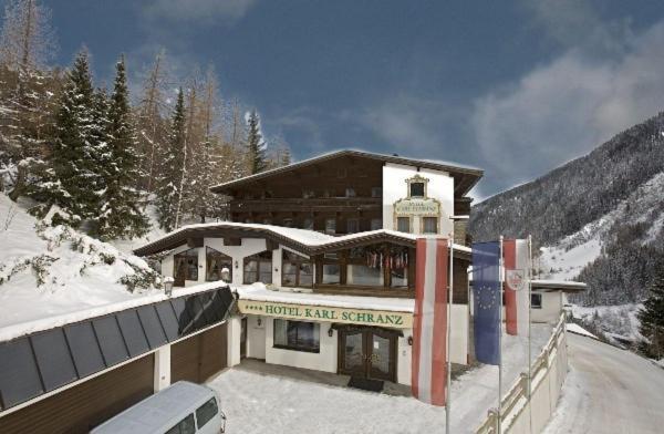 Hotel Pictures: Hotel Karl Schranz, Sankt Anton am Arlberg