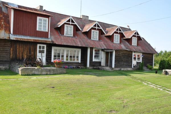 Hotel Pictures: Käbi Külalistemaja, Haapsalu