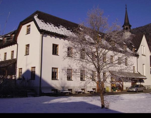 Zdjęcia hotelu: Seminar- und Gästehaus im Kloster Bezau, Bezau