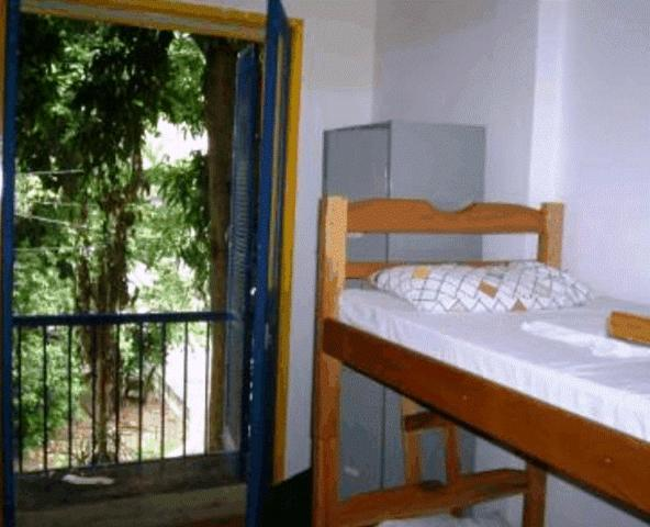 Single Bed in Mixed Dormitory Room (15 Adults)