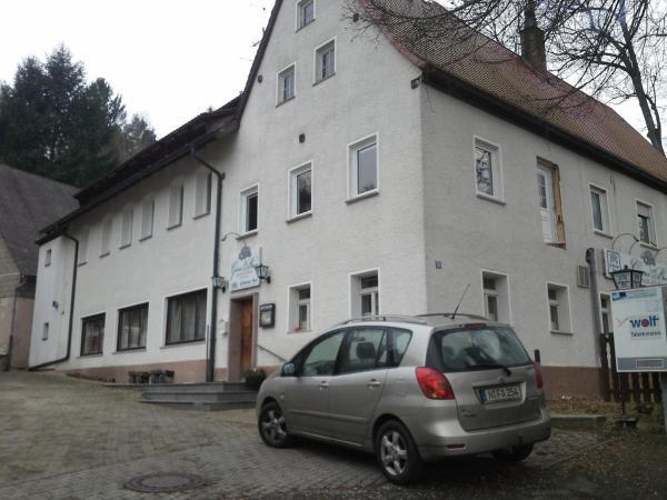 Hotel Pictures: Grüner Baum Nürnberg Brunn, Nürnberg