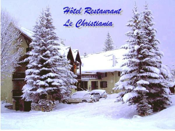 Hotel Pictures: Le Christiania Hotel & Spa, La Salle Les Alpes