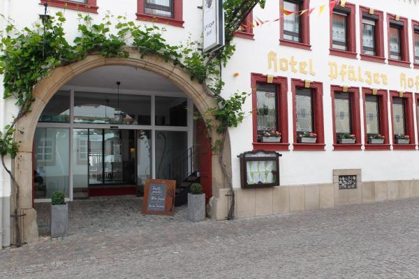 Hotelbilleder: Hotel-Restaurant Pfälzer Hof, Edenkoben