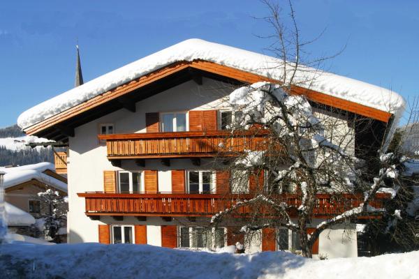 Fotos do Hotel: Berghoamatl, Wagrain