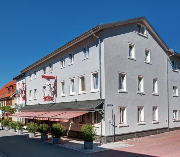 Hotelbilleder: Hotel Zum weißen Rössel, Walldorf