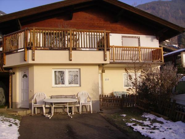 ホテル写真: Appartement Stöllinger, Piesendorf