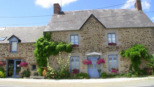 Hotel Pictures: La Bastide du Moulin - Mont St Michel, Moidrey