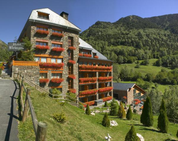 Фотографии отеля: Hotel Bringue, Эл Серрат