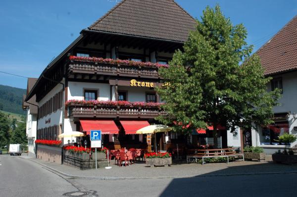 Hotel Pictures: Gasthaus-Krone-Post, Simonswald