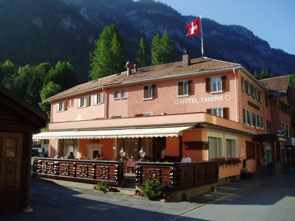 Hotel Pictures: Tamina Hotel, Vättis