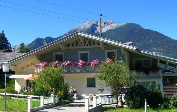 ホテル写真: Ferienhaus Antoinette, Biberwier