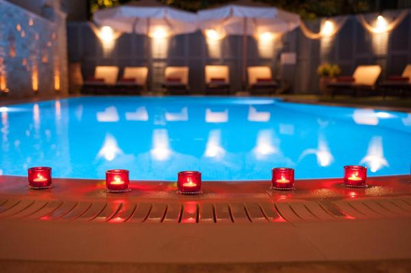 Hotel Pictures: Anna Platanou Hotel, Parikia