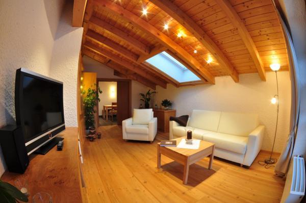 One-Bedroom Apartment Steinpilz