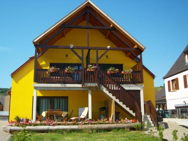 Hotel Pictures: Alsace Appartements Meyer-Krumb, Sigolsheim