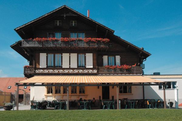Hotel Pictures: Hôtel - Restaurant Le Manoir, Vaulruz