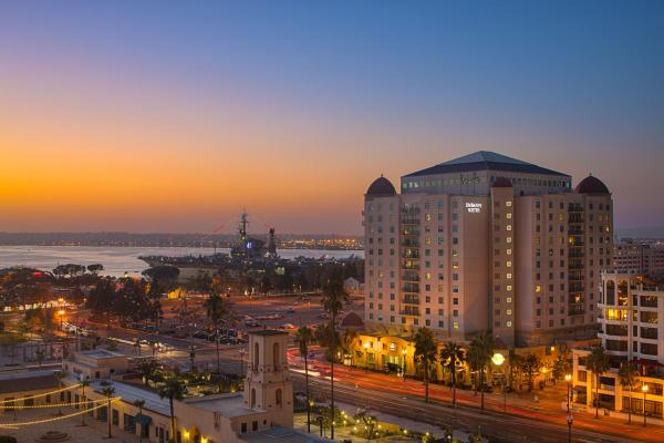 Foto Hotel: Embassy Suites by Hilton San Diego Bay Downtown, San Diego