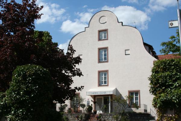 Hotelbilleder: Hotel am Main, Veitshöchheim