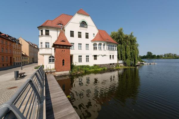 Hotel Pictures: Fewo auf der Dominsel-LOTUS, Brandenburg an der Havel
