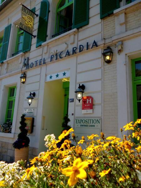 Hotel Pictures: Hôtel Picardia, Saint-Valery-sur-Somme