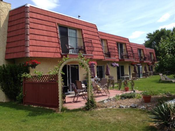 Hotel Pictures: La Villa Motel, Okanagan Falls