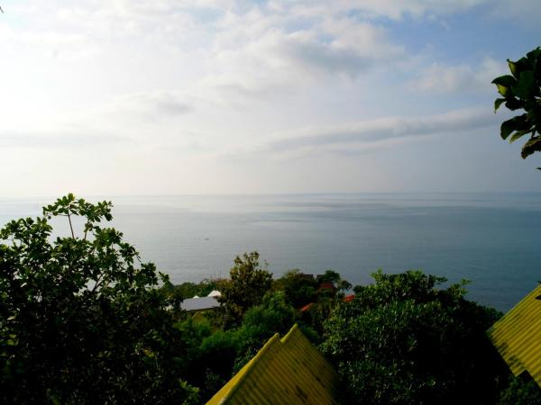 Fan Twin Bungalow with Sea View