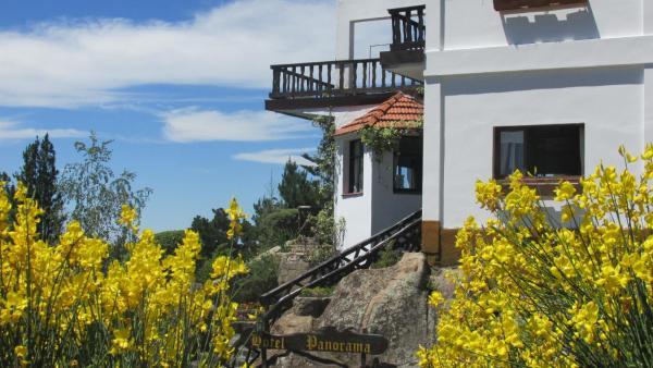 Fotografie hotelů: Hotel Panorama, La Cumbrecita