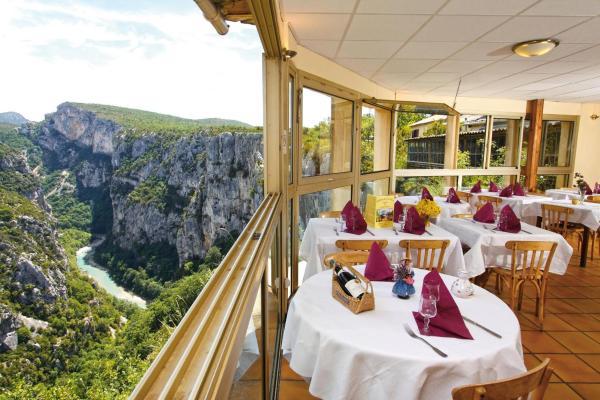 Hotel Pictures: Hotel Grand Canyon du Verdon, Aiguines