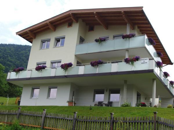 Fotografie hotelů: Appartement Wohlfartstätter, Walchsee