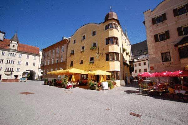 酒店图片: Haus Schloßkeller, Rattenberg