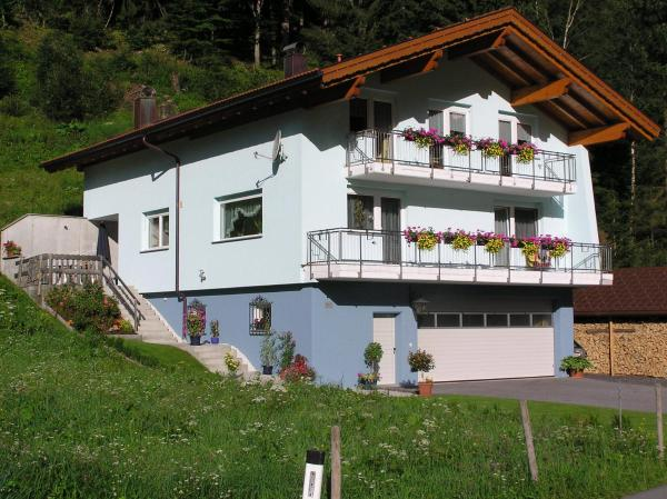 酒店图片: Ferienwohnung Martin Mathies, Sankt Gallenkirch