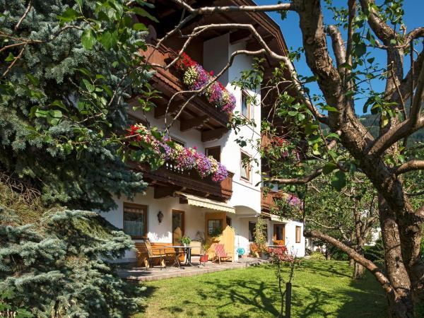 酒店图片: Appartements Alpenrose, 齐勒河谷的拉姆绍