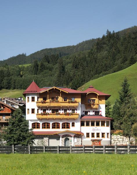Zdjęcia hotelu: Alpenherz Hotel Garni, Gerlos