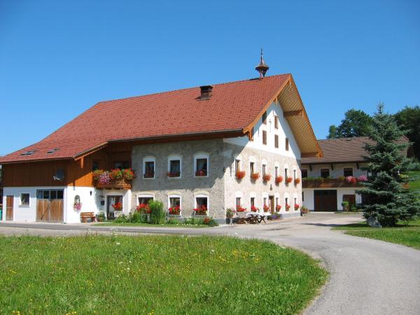 酒店图片: Biobauernhof Paulbauer der Familie Schweighofer, 霍夫北萨尔茨堡