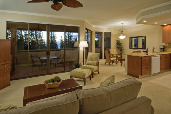 One-Bedroom Gold Fairway View Villa