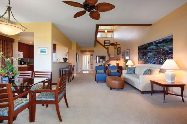 One-Bedroom Ocean View Villa