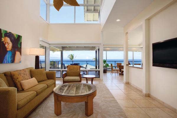 Two-Bedroom GOLD Ocean View Villa