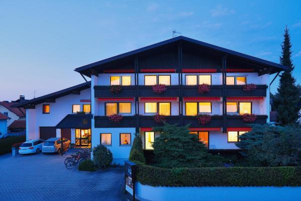 Hotelbilleder: Appartementhaus Absmeier, Bad Füssing