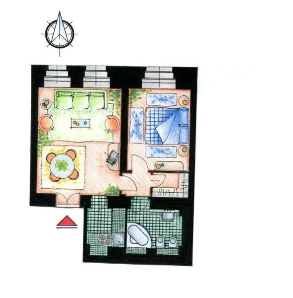 One-Bedroom Junior Suite