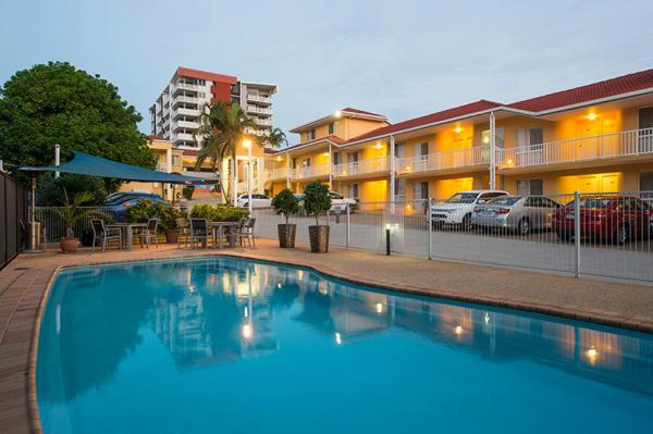 Φωτογραφίες: Harbour Sails Motor Inn, Gladstone