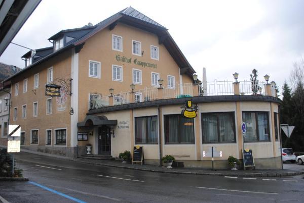 酒店图片: Gasthof Knappenwirt, Tamsweg