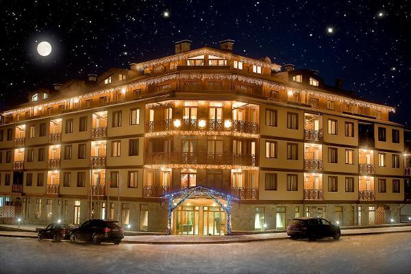 酒店图片: Vihren Palace Aparthotel, 班斯科