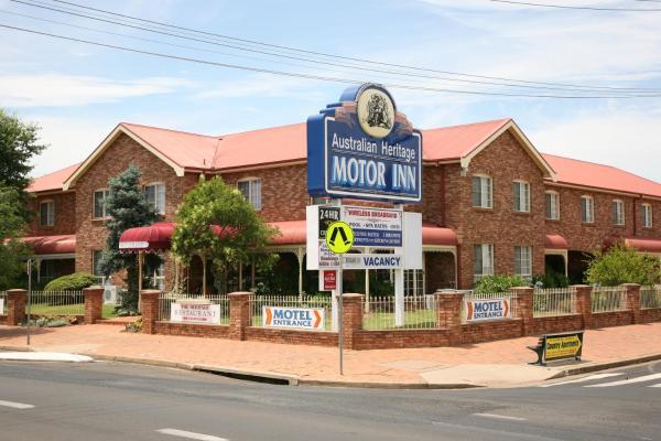Hotelfoto's: Australian Heritage Motor Inn, Dubbo