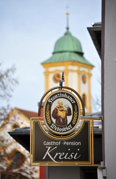 Hotel Pictures: Gasthof Kreisi, Friedberg