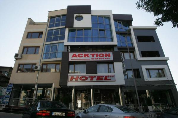 Hotellikuvia: Hotel Acktion, Shumen