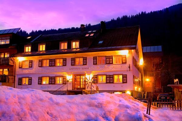 """Hotel Pictures: """"Die Sonnigen"""" - Hotel und Familienspaß, Bezau"""