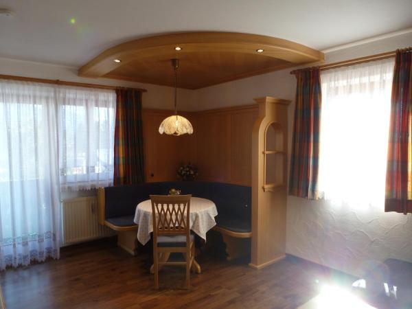 Hotel Pictures: Ferienwohnung Wetterstein, Wallgau