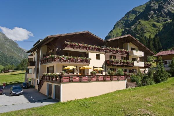 Hotel Pictures: Hotel Rifflsee, Sankt Leonhard im Pitztal